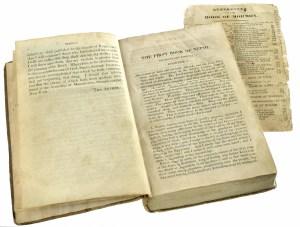 1830 Book of Mormon