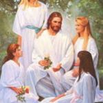 Jesus-and-Young-Women