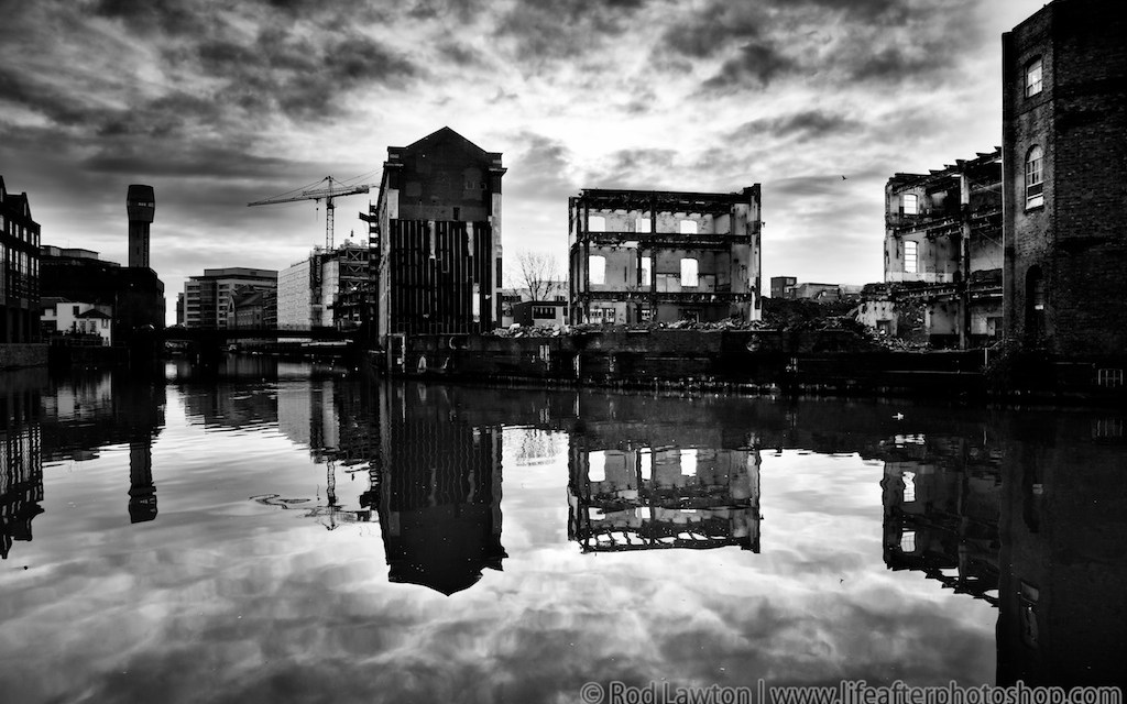 Discover the power of the Silver Efex Pro 2 soft contrast control