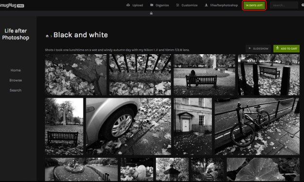 Get your photos online with the new Aperture SmugMug plug-in