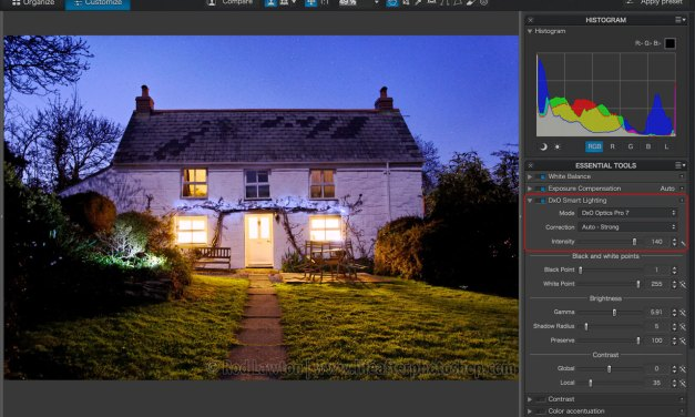 DxO Smart Lighting v7 vs v9: which is best?