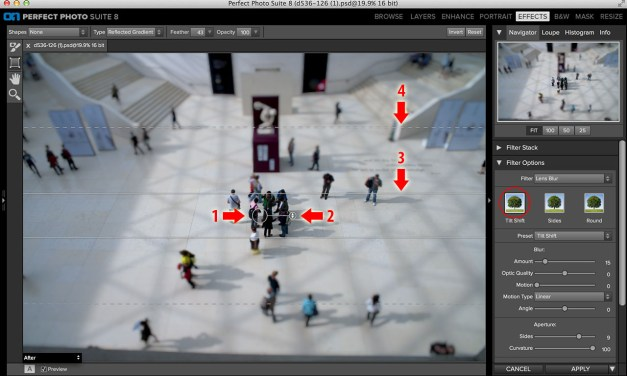 3 ways to add digital depth of field with the Perfect Effects 8 Lens Blur filter