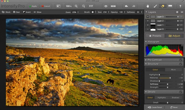 MacPhun Intensify 1.0.1: give your photos some punch!