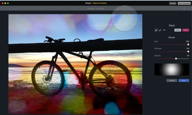 How to create a mask in MacPhun's free Filters for Photos