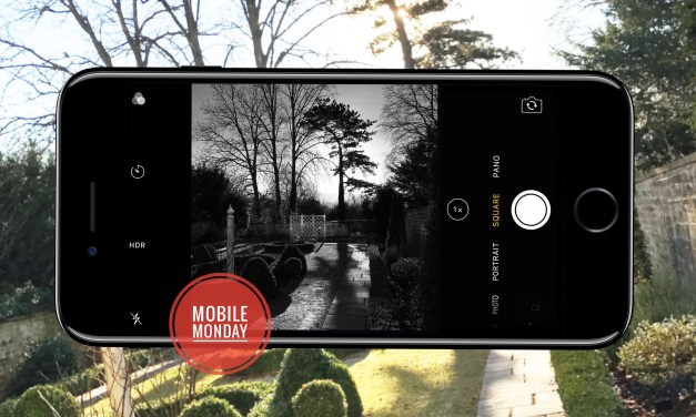 Learn better black and white photography – with your phone