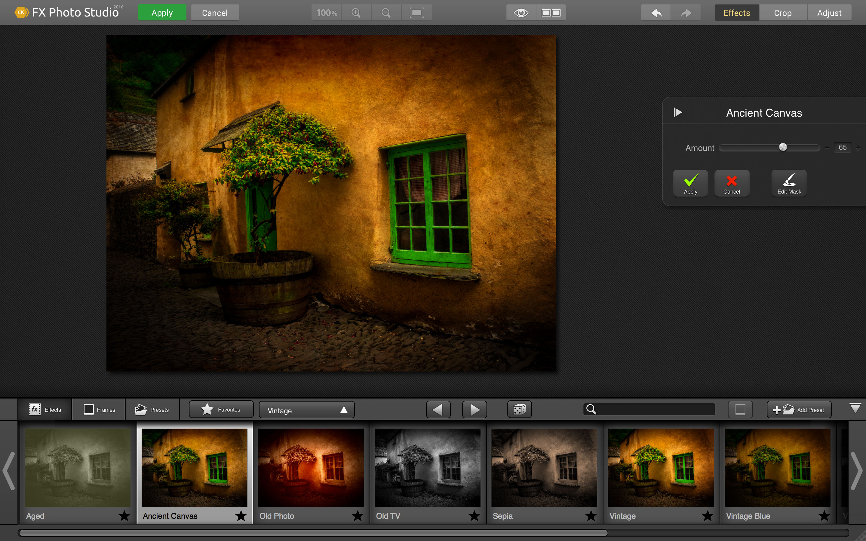 Using MacPhun plug-ins with Luminar