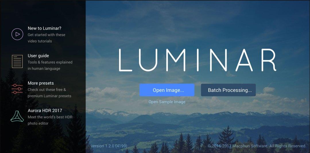 MacPhun Luminar 1.2 Neptune review