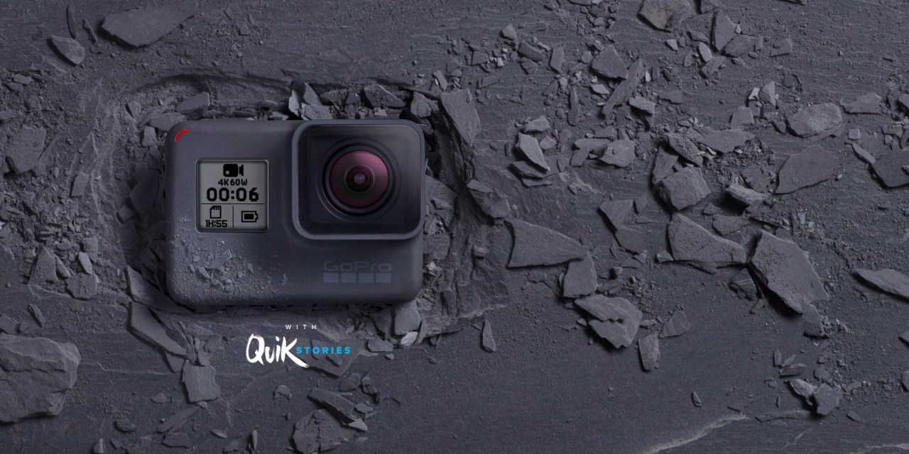 GoPro Hero6 Black and Fusion spherical camera announced