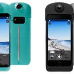 ion360 U clip on smartphone 360 camera