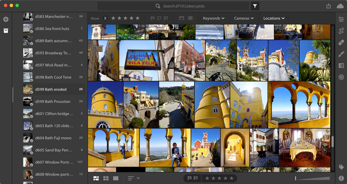 New Lightroom CC (2017) review