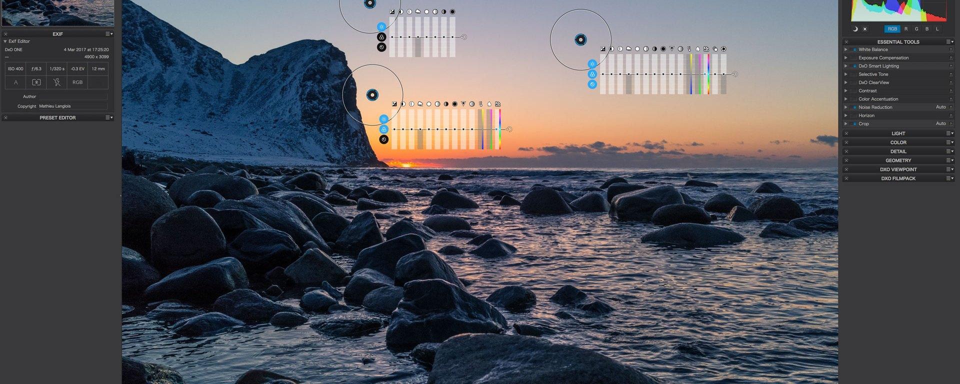 DxO PhotoLab 1.2