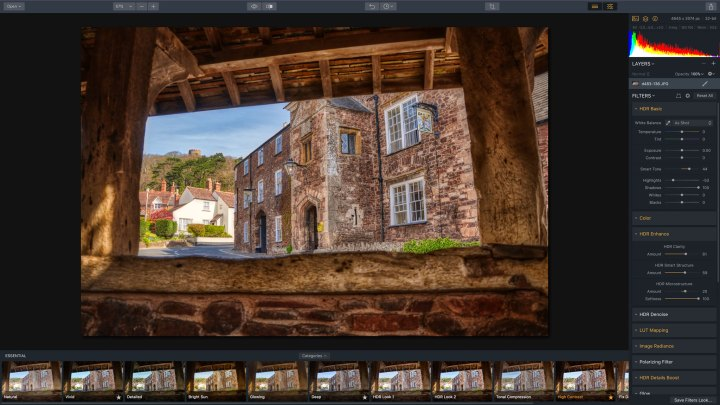 How HDR works