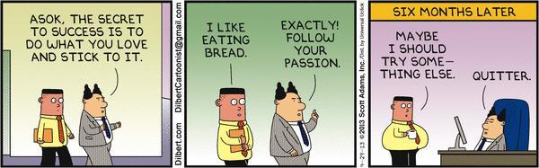 Dilbert helps explain society's lies!