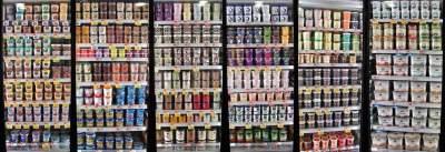 Ice cream choice overload