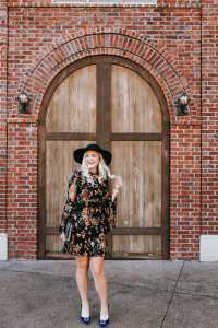4 Gorgeous Dresses for Fall Wedding Guests 2