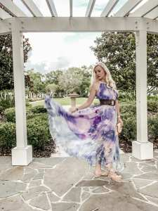 4 Gorgeous Dresses for Fall Wedding Guests 4