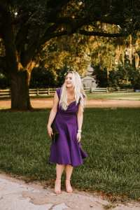 4 Gorgeous Dresses for Fall Wedding Guests 6
