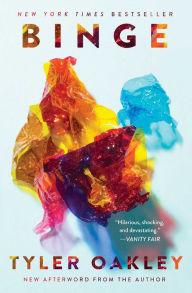 Binge by Tyler Oakley paperback edition