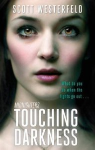 Cover of Touching Darkness part of January Haul