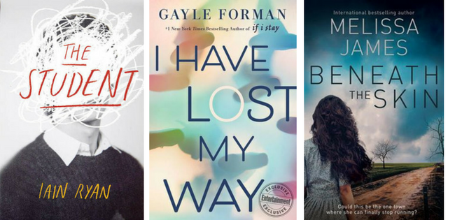 March Wrap up - covers of The Student, I Have Lost My Way, and Beneath the Skin