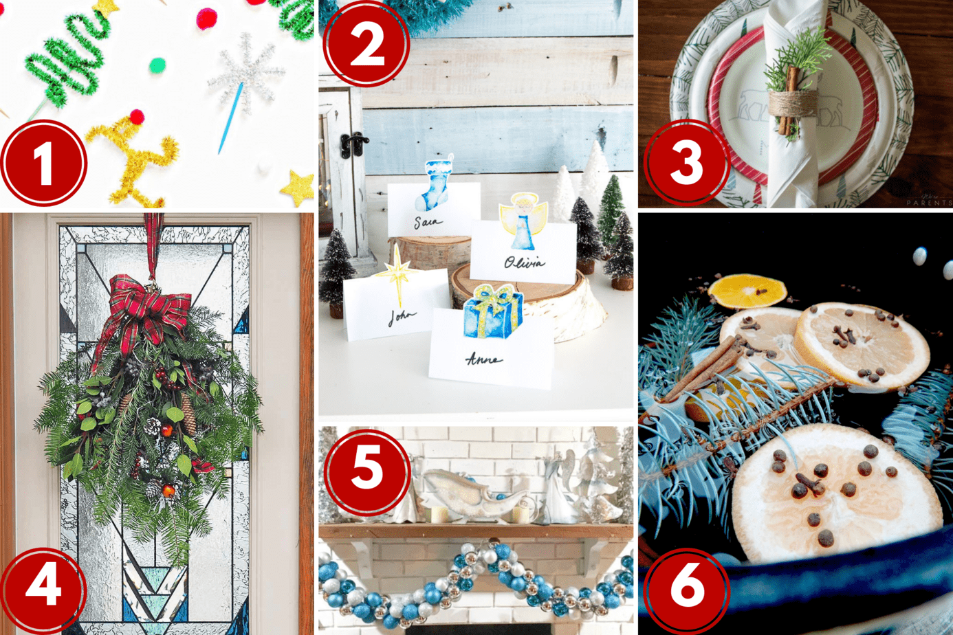 Holiday Party Decorating Ideas On A Budget