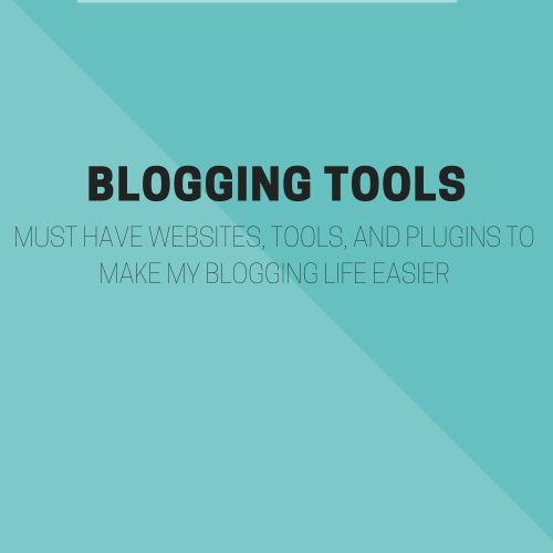 Behind the Blog | My Must Have Blogging Tools.