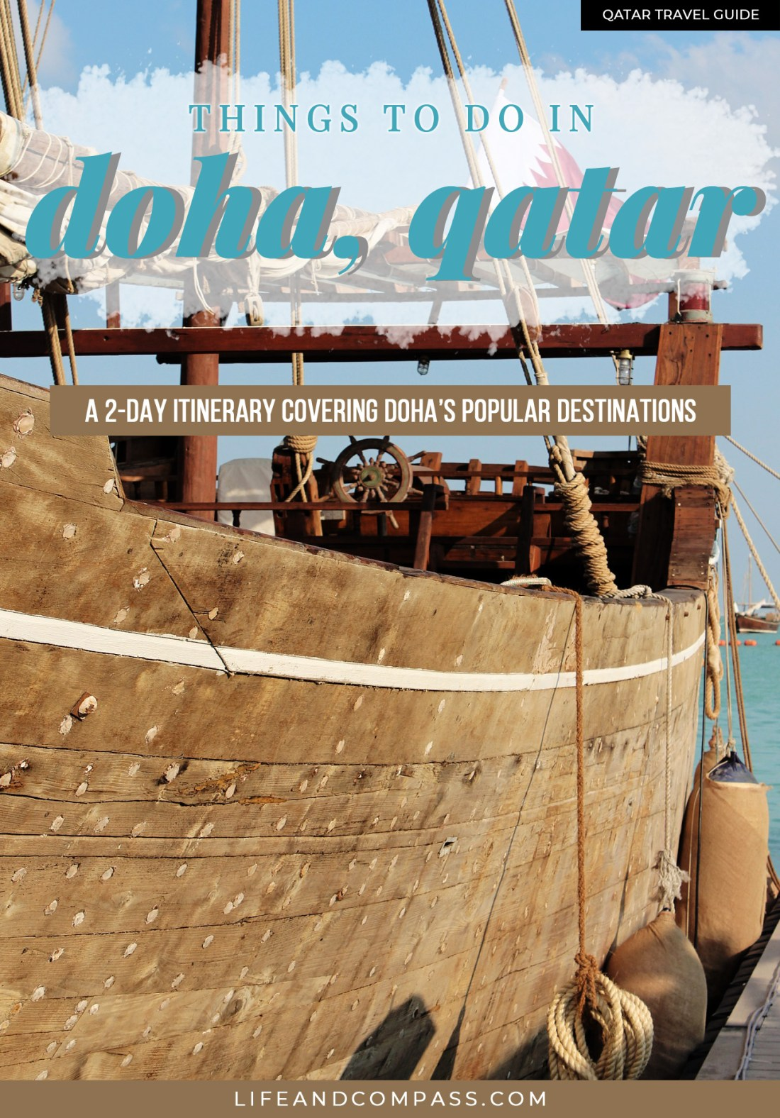 Doha is not usually the first destination most would think of. Being selected for the DohaGoals in 2012, I was excited to make Doha my first global stop. Here are a few suggested things to do in Doha when you are a bit tight on timing - 2 days and you still can see and do a lot!
