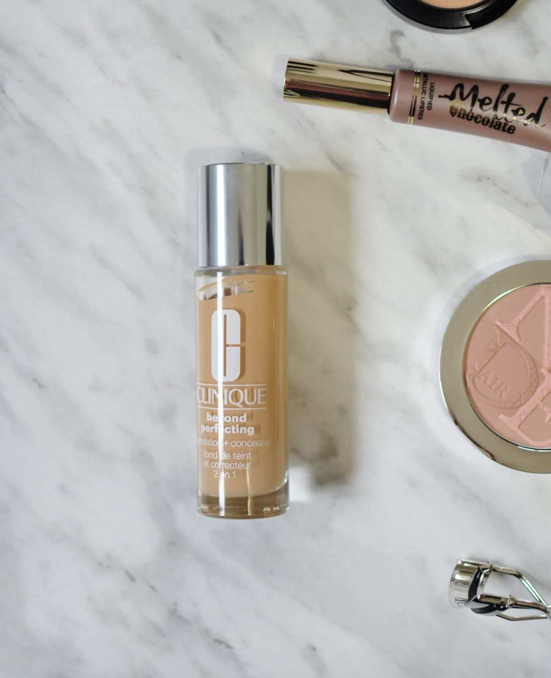 The Clinique Beyond Perfecting Foundation is one of the more interesting foundation from their range with great shade selection and formula.