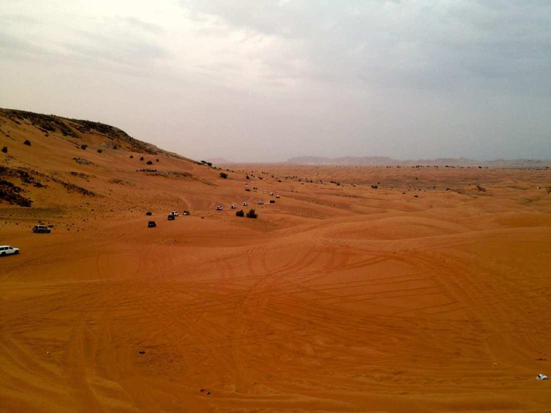 Dubai Desert Safari Tour | An Arabian Adventure through the Desert.