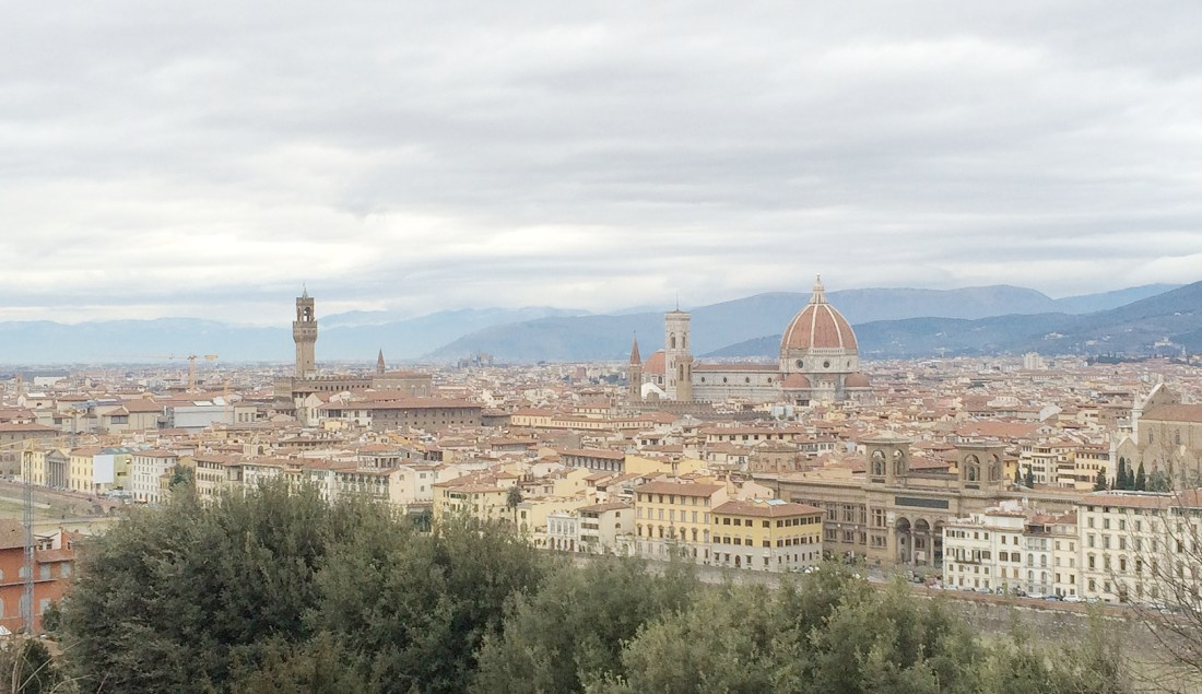 Postcard From | Florence 0