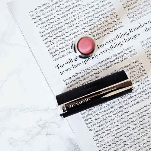 Givenchy Le Rouge Lipstick   Review.