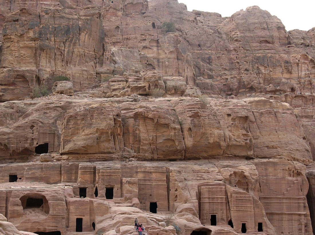 Petra Street of Facades   There are no shortage of places to see inside Petra! A thorough itinerary will leave you with treasured memories of the ancient Red Rose City