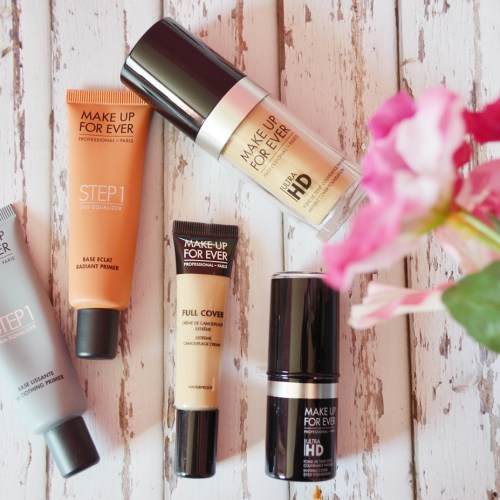 Make Up For Ever Best Of Complexion Products