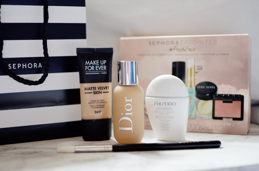 The seasonal Sephora VIB Rouge Spring 2019 Sale is back and I picked up a few skincare and makeup bits to indulge in from new sets and beauty launches!