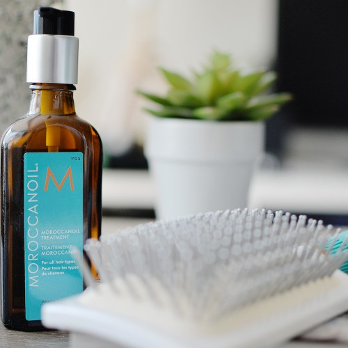 Liquid Gold for the Hair | MoroccanOil Treatment.