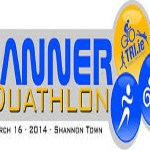 Banner Duathlon in Shannon on Sunday 16th of March 2014
