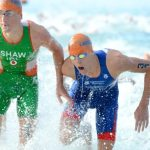 Irish Impress at Auckland World Series