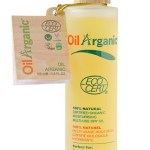 tan organic oil arganic