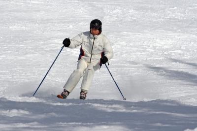 winter fitness ski gear
