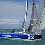Andrew Baker Artemis offshore academy