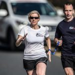 Visually Impaired Runners