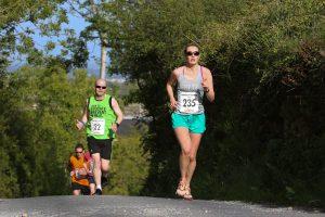Tonabrucky Hill proves toughest test for Tonabrucky Challenge runners