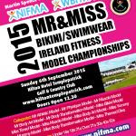 8 Weeks to NIFMA WBFMA Mr & Miss Ireland Bikini/Swimwear Fitness Model Championships