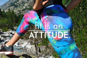 """Louth Fitness Guru Launches New Gym-Wear """"Fit is an Attitude"""""""