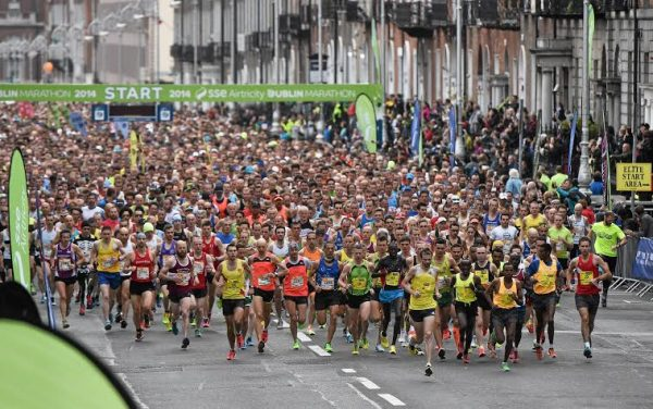 SSE Airtricity Dublin Marathon seeks 2015 Lord Mayor's Medal recipient nominations