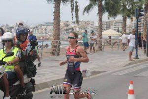 Irish Triathlete Laura Tighe 3rd in Spanish National Championships