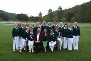 Woodenbridge Ladies Win Inaugural All Ireland Mary McKenna Diamond Trophy Tournament