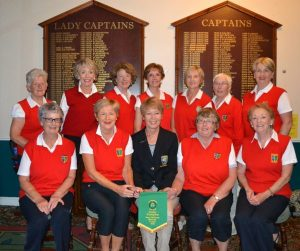Woodenbridge Golf Club Announces Last Four Teams for Mary McKenna Diamond Trophy Tournament