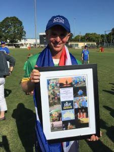 Dave Alley becomes Fastest Person to Run Around Australia