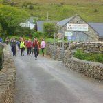 Croagh Patrick Heritage Trail March 2016 Walking Festival